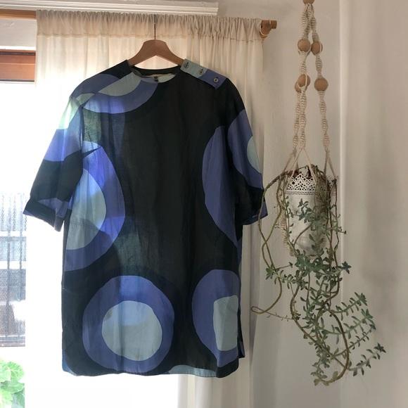 d7c3a6ac9ca6 MARIMEKKO Vintage Swing Dress. M_5bda7a1bf63eea62d6ce4680